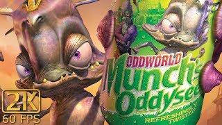 Oddworld: Munch's Oddysee (2016 HD) | PC/Windows | Longplay | Part 1 | 2K 1440p 60FPS