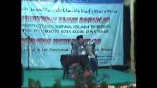 Ceramah KH  Musthofa Aqil bagian 03