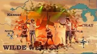 """Dikdakkers """"Cowboys en Indianen"""" Kidzshow"""