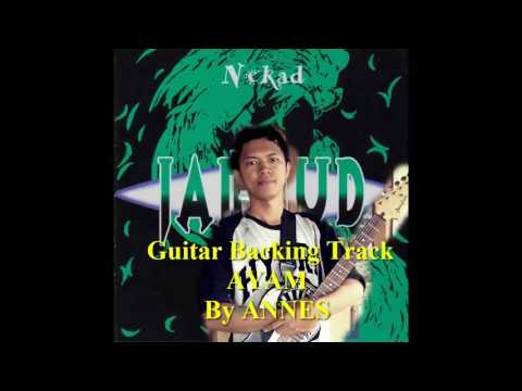 Guitar Backing Track Ayam Jamrud By Annes