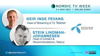 Telenor | T-We Modernisation Journey