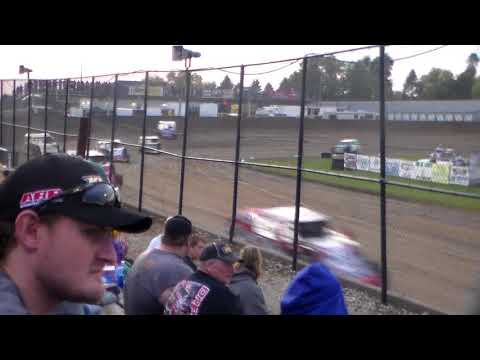 Modified Last Chance #1 @ Marshalltown Speedway 09/16/17