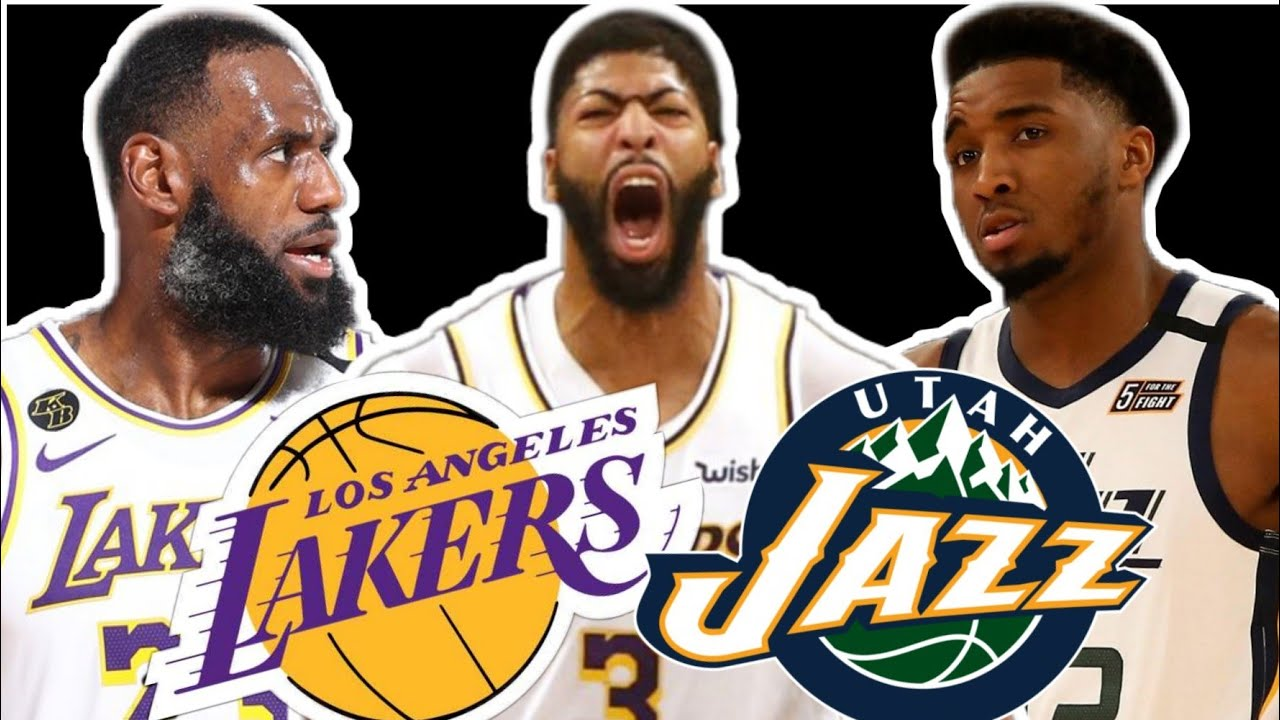 🔥Anthony DAVIS EXPLOTA *42 Puntos* 😱 Los Ángeles LAKERS 116 vs Utah JAZZ 108 💥 NBA