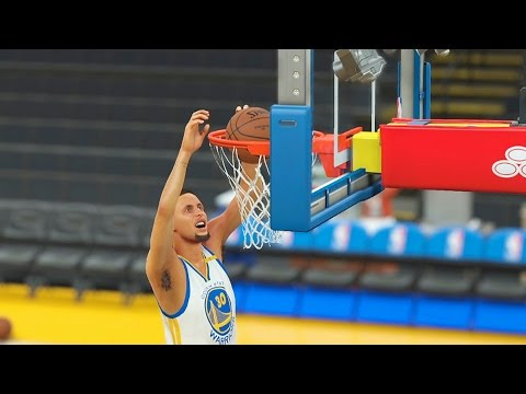 Worst Dunk Contest Ever! Stephen Curry, Kyrie Irving, Chris Paul, Isaiah Thomas!