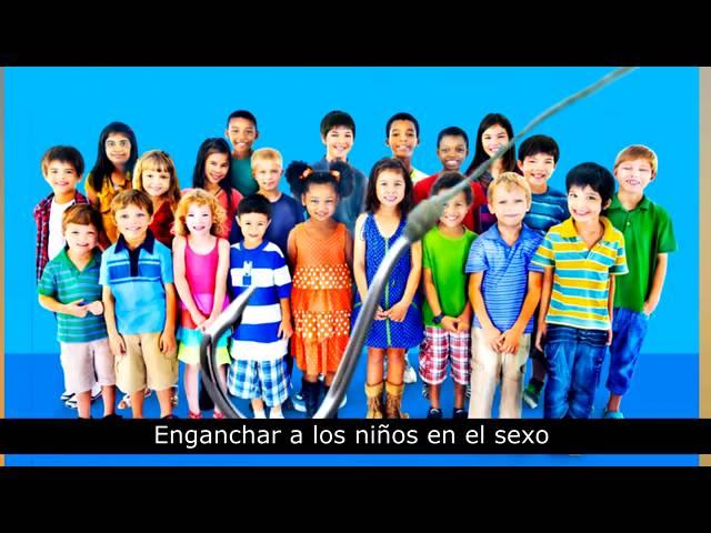GUERRA CONTRA LOS NIÑOS (ESI: Educacion Sexual Integral)