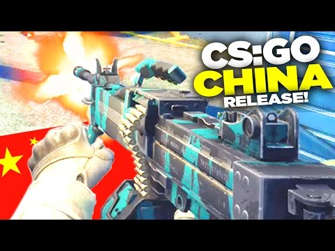 CS:GO China Release vs. Free to Play CrossFire