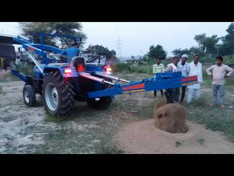 Sonalika pole machine tractor mobi...9351113802
