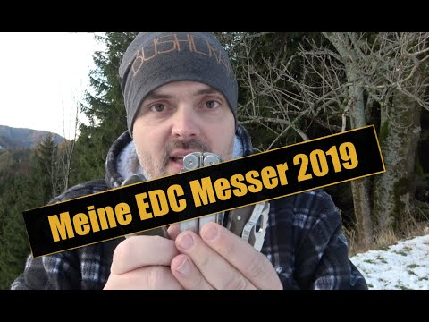 Meine TOP 3 EDC Messer 2019 | Survival