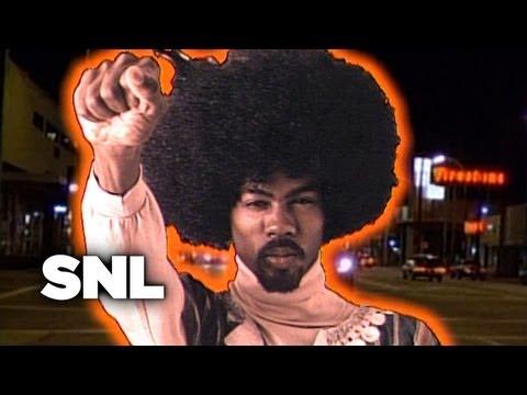 The Dark Side: LaToya Jackson and Spike Lee - Saturday Night Live