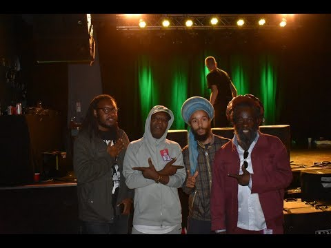 Blacker Dread, Natty and Festus (Coxsone) Interview after Samory I's first London performance
