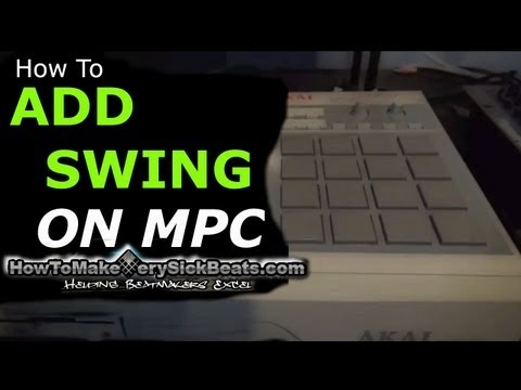 how to use a drum machine