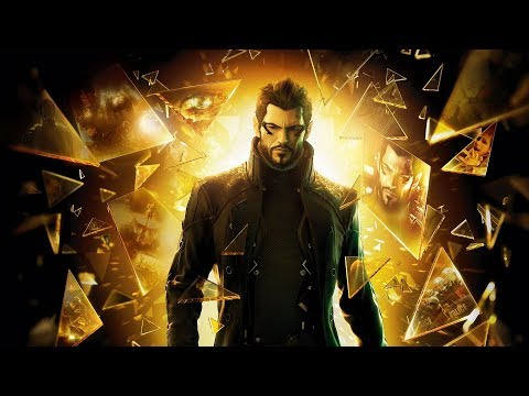 Прямой показ PS4  DEUS EX: MANKIND DIVIDED  [СТРИМ]  ч. 1