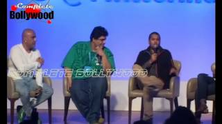 Baba Sehgal & Tanmay Bhatt at promote of 'Onlyon Twitter'