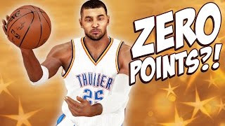 NBA 2K15 MyCAREER #78 - ASSISTS ONLY CHALLENGE! No Points Allowed - Inspired By QJB!