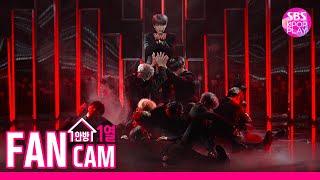 [안방1열 직캠4K/고음질] 세븐틴 '독 : Fear' 풀캠 (SEVENTEEN FanCam)   @SBS Inkigayo_2019.9.22