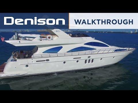 Azimut Carat 80' Motoryacht in Miami [Walkthrough]