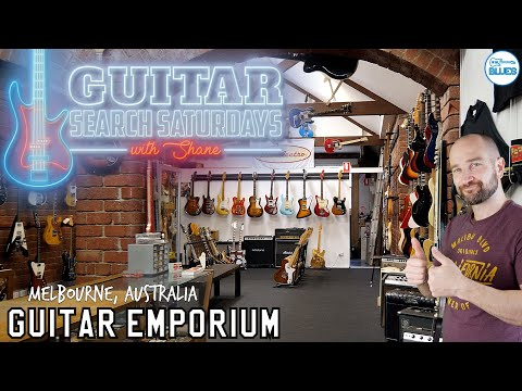 Guitar Search Saturdays - Episode #23 The Guitar Emporium