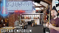 Guitar Search Saturdays - Episode #23 The Guitar Emporium