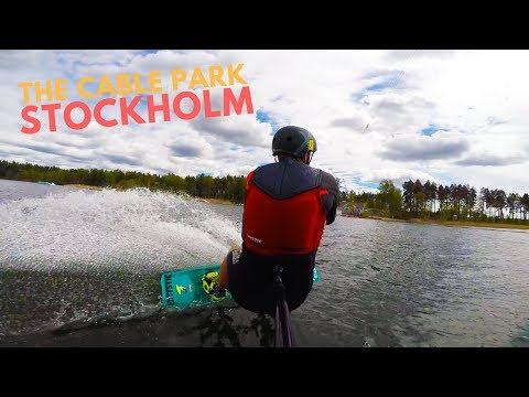 The Cable Park Stockholm-Arlanda