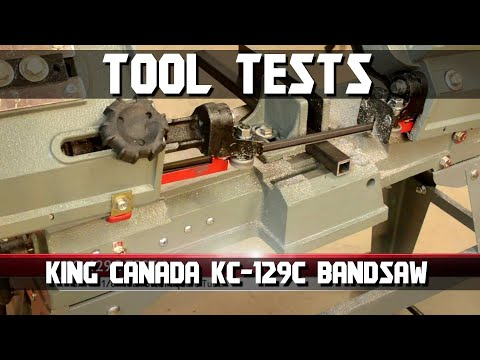 King Canada Kc 116n 13 Bench Top Drill Press Video Review