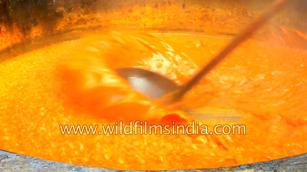 Process of making Jaggery from Sugarcane
