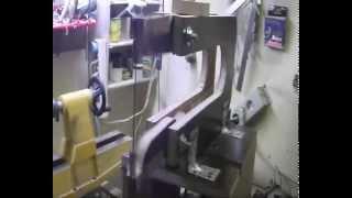 Самодельный Лобзиковый Станок (клип видео и фото)