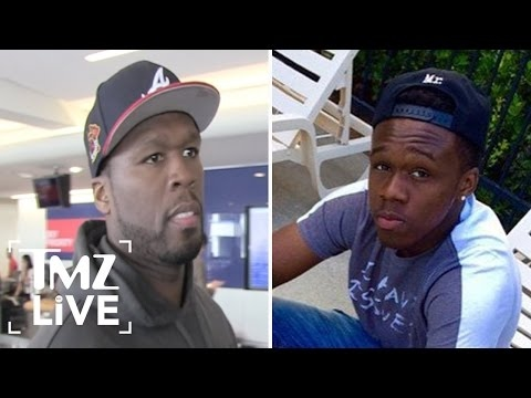 50 Cent's Son Trashes His Music | TMZ Live