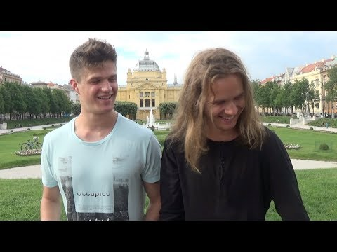 Meeting Up With An Ex-Anxious Student in Zagreb