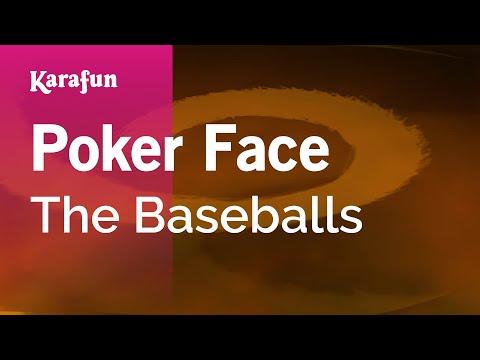 Karaoke Poker Face - The Baseballs *