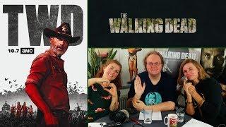 The Walking Dead 9x01: A New Beginning | Serienjunkies-Podcast