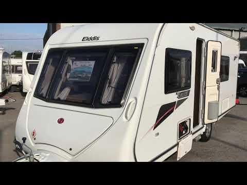 Elddis Avante 540 2011 for sale at North Western Caravans Ltd - caravan video