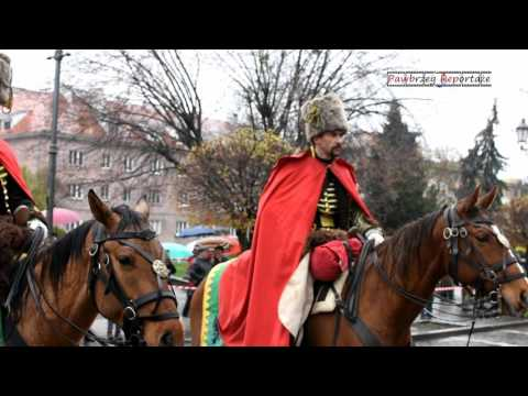 Bitwa pod Małujowicami - Brzeg - Apel pod Ratuszem 2016
