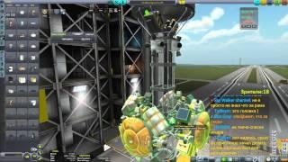 KSP 1.0.4 (RUS) Наука - Миссия Сатурн #10