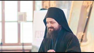 Ответы на вопросы о духовной жизни афонского монаха Ермолая.(Это видео представляет собой духовную беседу с прихожанами одного из украинских приходов. На духовные..., 2016-09-27T18:39:53.000Z)