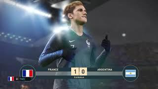 Griezman Freekick -Pro Evolution Soccer 2019