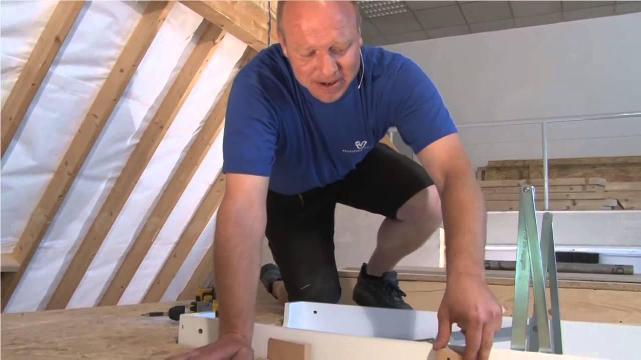 Holzrahmenbau Einbau Bodentreppe I Web Tv Fur Handwerker