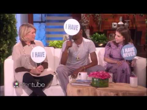 Never Have I Ever Compilation-Ellen Show