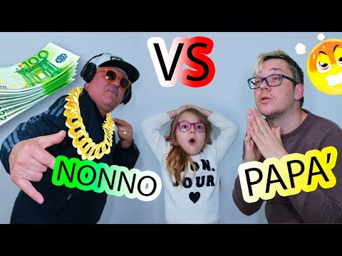 NONNO VS PAPA' - Le Differenze
