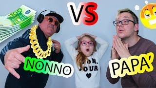 NONNO VS PAPA' - Le Differenze