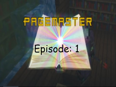 pagemaster episode 1: Ars magica begginings