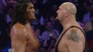 Big Show vs. Shelton Benjamin & MVP & The Great Khali & Vladimir Kozlov