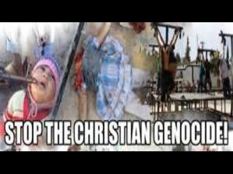 USA declares Islamic State ISIS ISIL committed genocide Ethnic Cleansing Breaking News March 18 2016