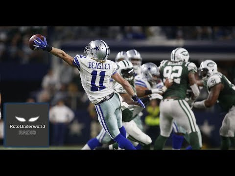 Cole Beasley and Robert Woods are two of the most under-appreciated WRs in fantasy football