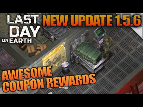 AWESOME COUPON REWARDS | Last Day on Earth: Survival | Let's Play Gameplay | S02E28