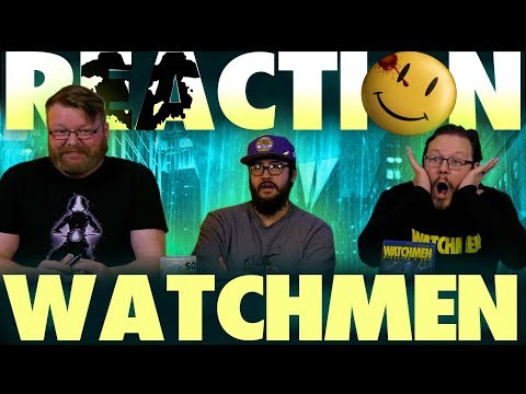 Watchmen: Director's Cut (2009) MOVIE REACTION!!