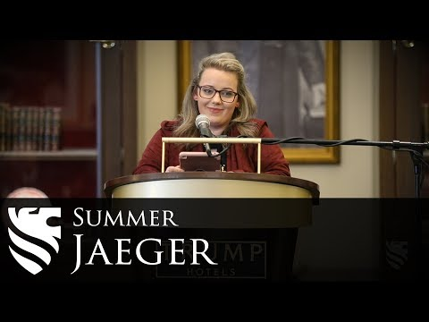 Why Feminism Can't Save You | Summer Jaeger | SNC 2017
