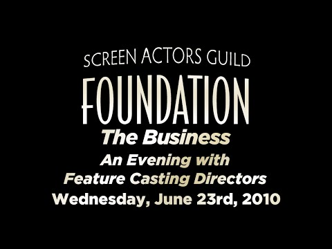 The Business: An Evening with Feature Casting Directors