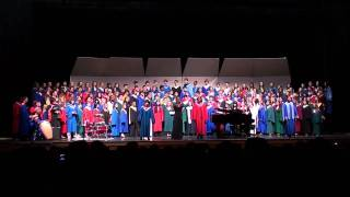 All South Jersey Junior High Choir 2011 Bonse Aba