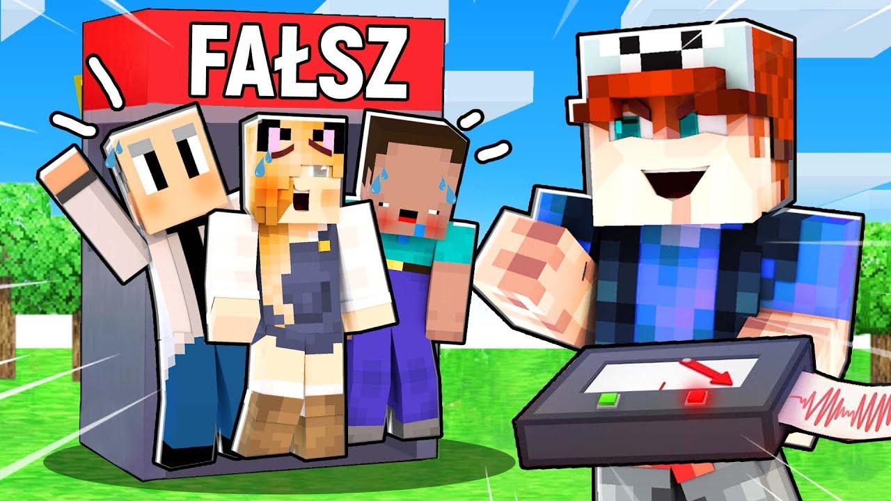 Download SPRAWDZAM MOICH PRZYJACIÓŁ WYKRYWACZEM KŁAMSTW! (Minecraft Roleplay)   Vito i Bella