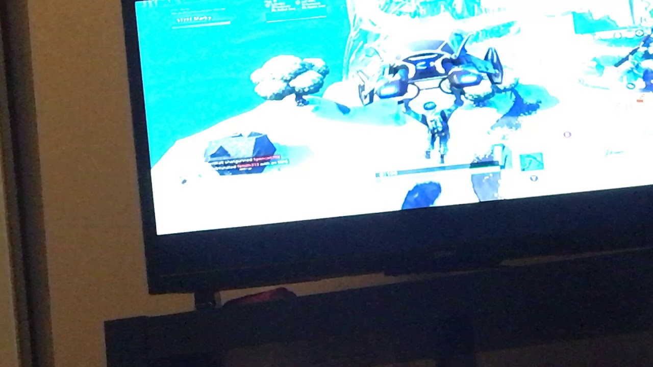 Stretched resolution on Xbox